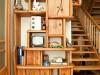 INT 37 (solid oak artistic shelves systhem ZL)